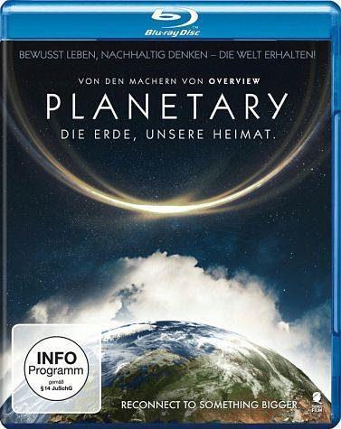 Blu-ray »Planetary«