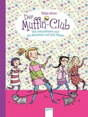 Gebundenes Buch »Vier Freundinnen und ein Abenteuer auf acht...«