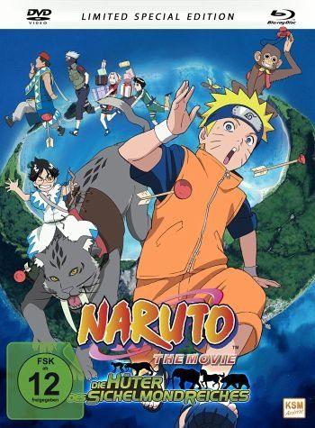 Blu-ray »Naruto - The Movie: Die Hüter des...«