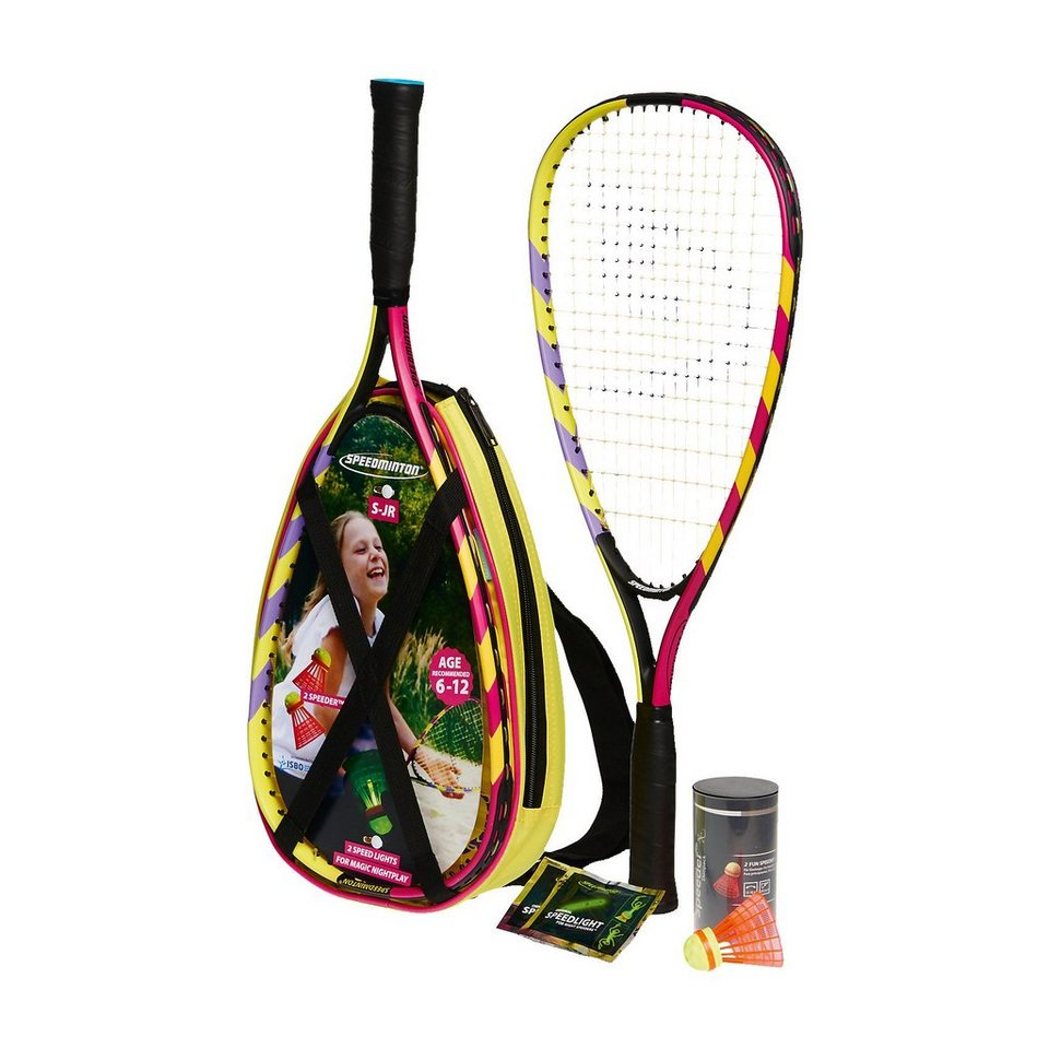 Speedminton® Set S-JR in bunt