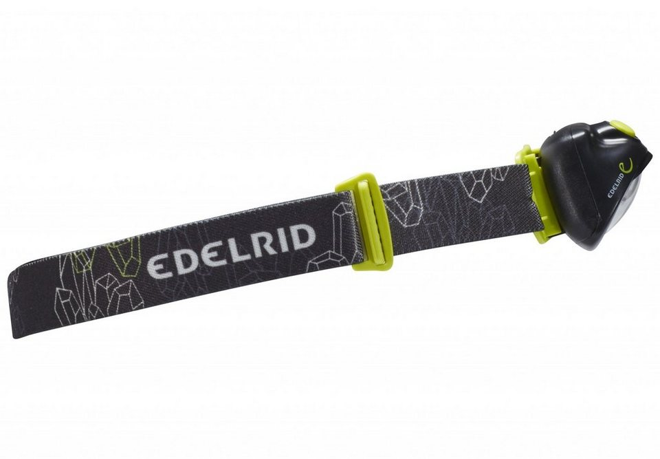 Edelrid Camping-Beleuchtung »Pentalite Headlamp night-oasis« in grau