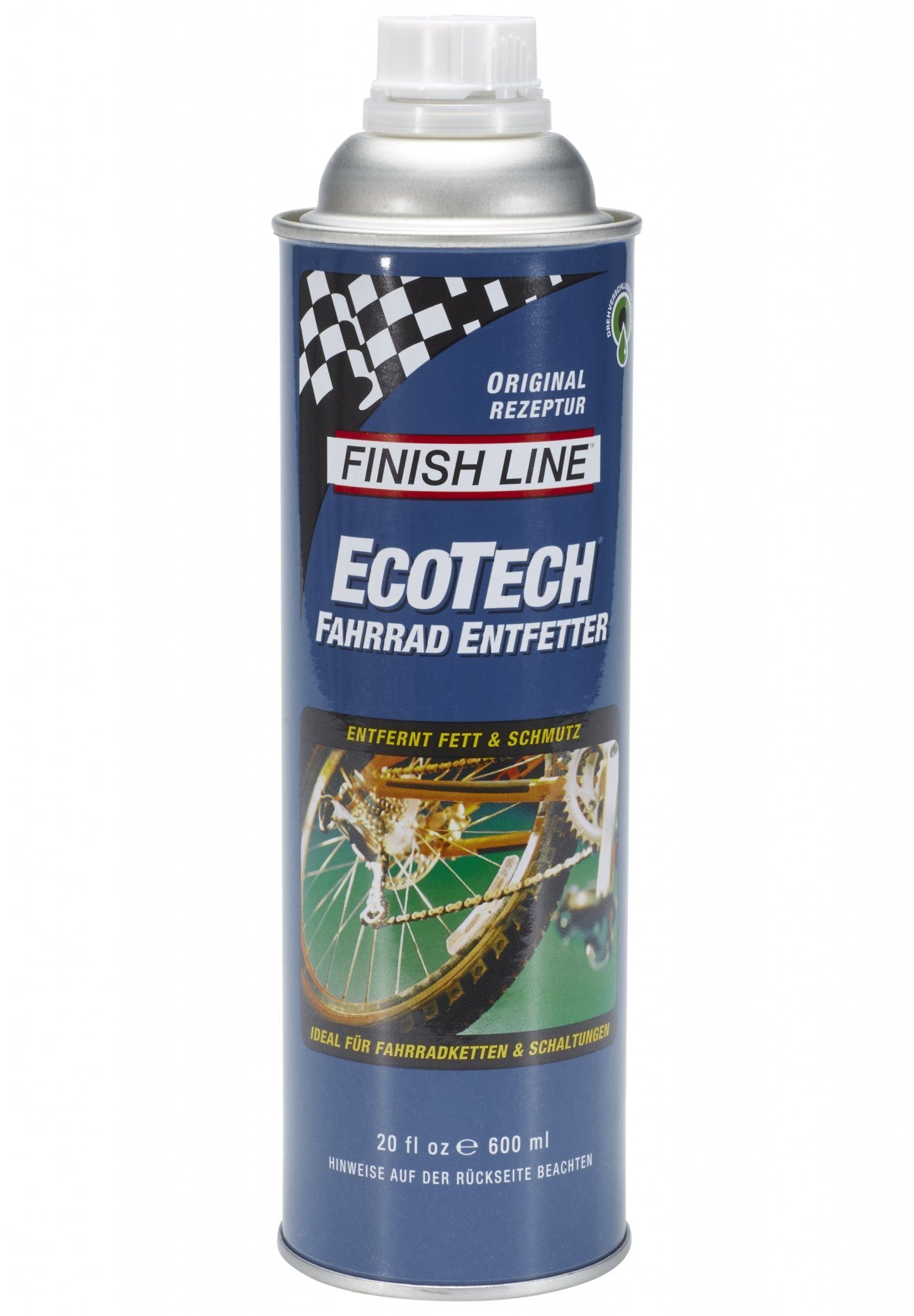 Finish Line Fahrrad Reiniger »EcoTech Entfetter 600 ml«