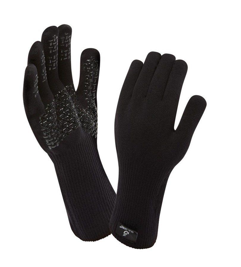 Sealskinz Fahrrad Handschuhe »Ultra Grip Gauntlet Gloves« in schwarz