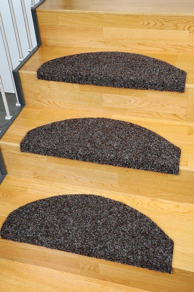 Stufenmatte, Living Line, »Kunstrasen Premium«, In- und Outdoorgeeignet, getuftet in braun