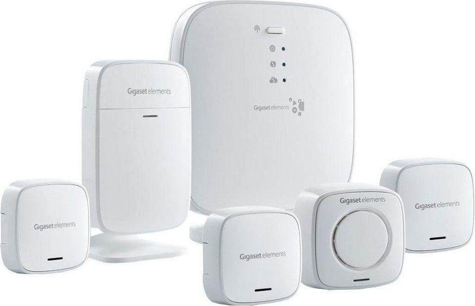 Gigaset elements alarm kit Alarmpaket in Weiß