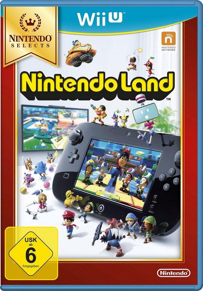 Nintendo Land Nintendo Selects Wii U