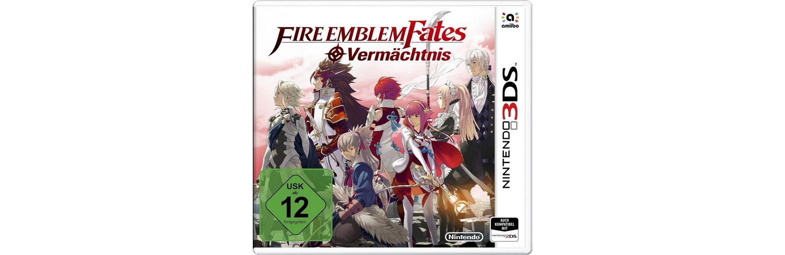 Fire Emblem Fates: Vermächtnis Nintendo 3DS