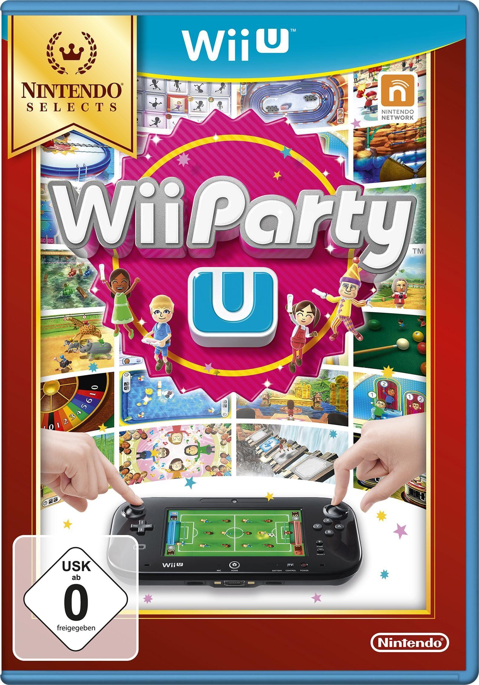 Wii Party U Nintendo Wii U