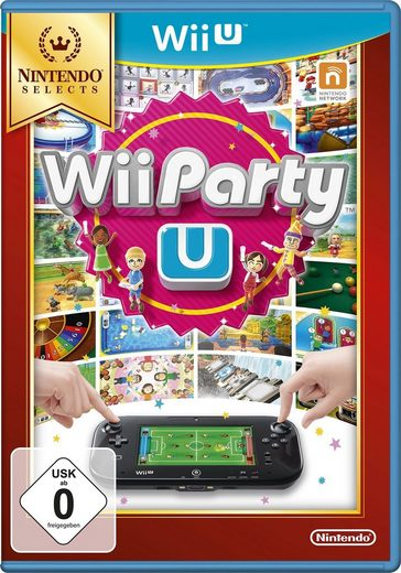 wii party u nintendo selects wii u online kaufen otto. Black Bedroom Furniture Sets. Home Design Ideas