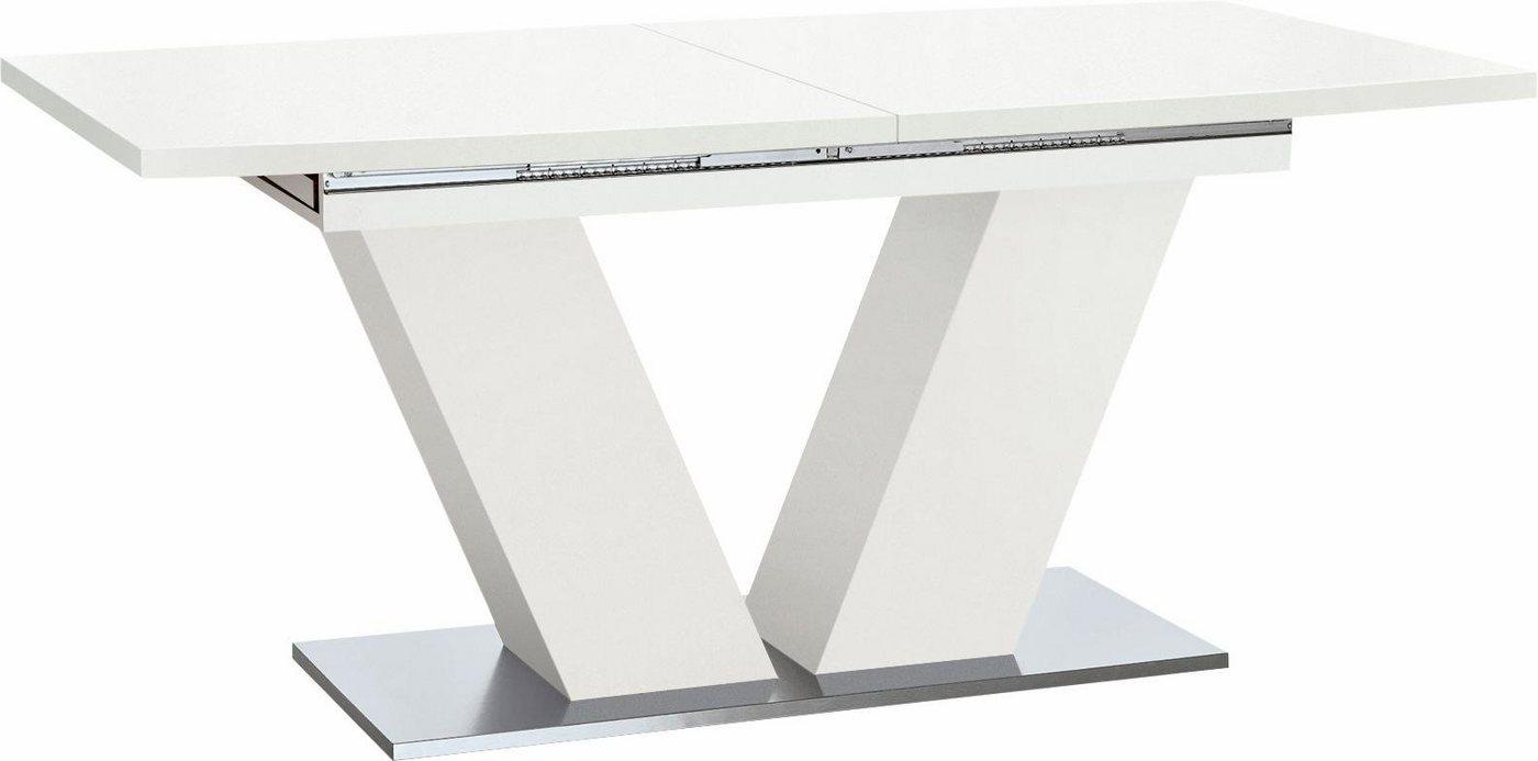 Tische - set one by Musterring Esstisch »Atlanta«, mit Auszugsfunktion  - Onlineshop OTTO