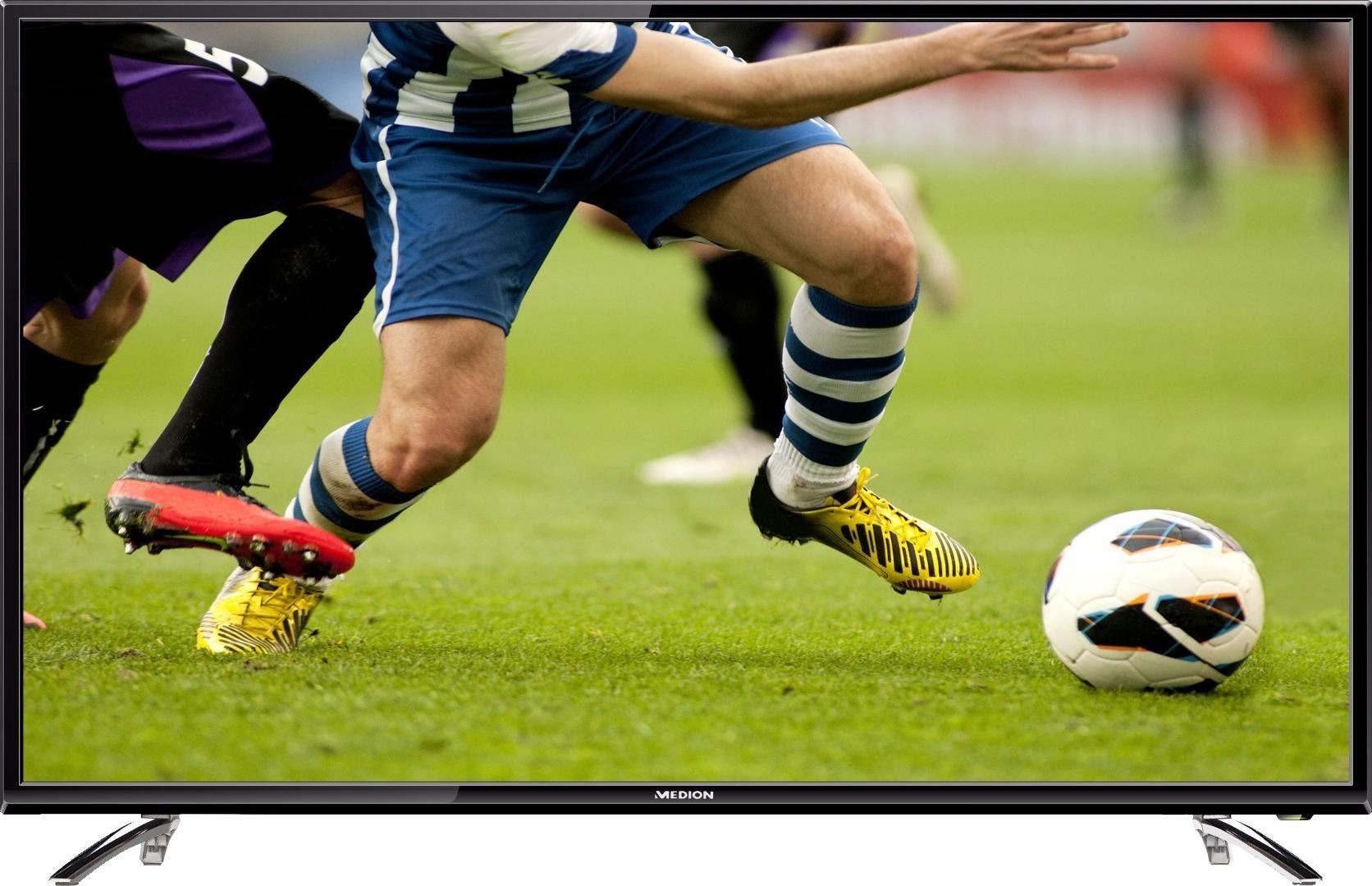 Medion® P18077 (MD31077), LED Fernseher, 164 cm (65 Zoll), 1080p (Full HD)