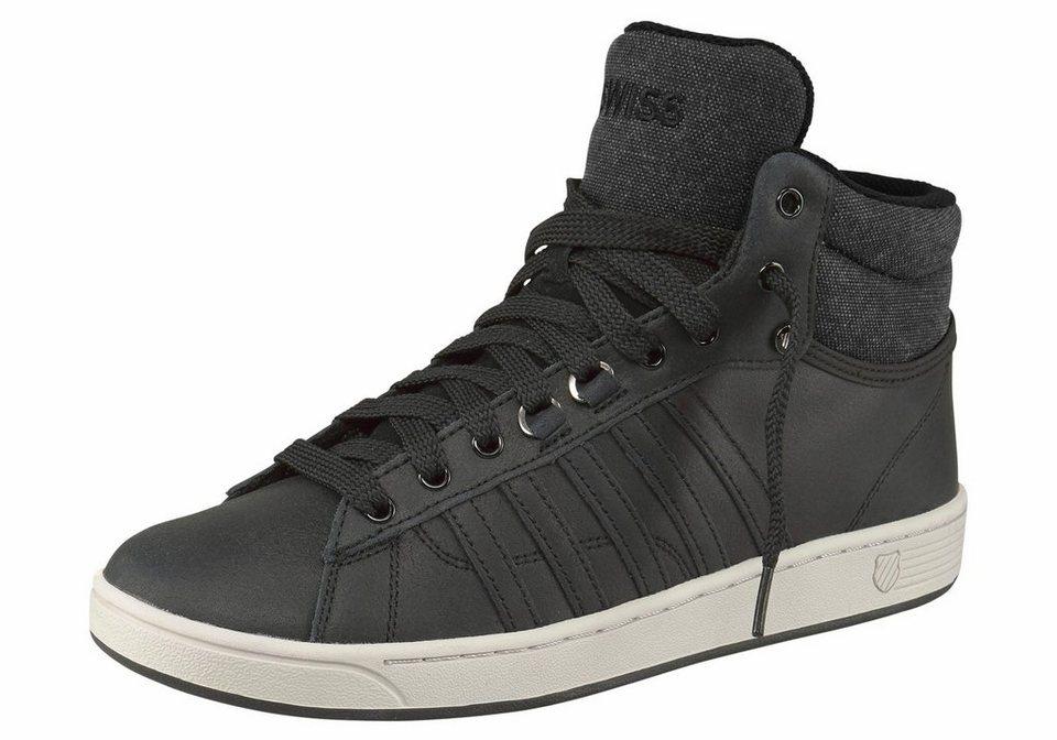 K-Swiss »Hoke Mid C CMF« Sneaker in schwarz