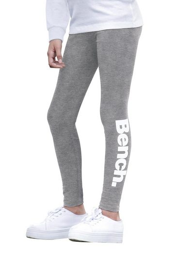 Bench. Leggings mit BENCH-Logodruck