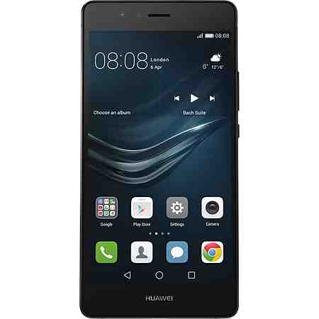 Huawei P9 Lite Smartphone, 13,2 cm (5,2 Zoll) Display, LTE (4G), Android 6.0 (Marshmallow)