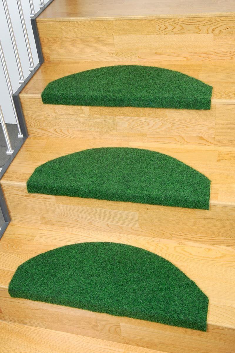 Stufenmatte, Living Line, »Kunstrasen«, In- und Outdoorgeeignet, getuftet