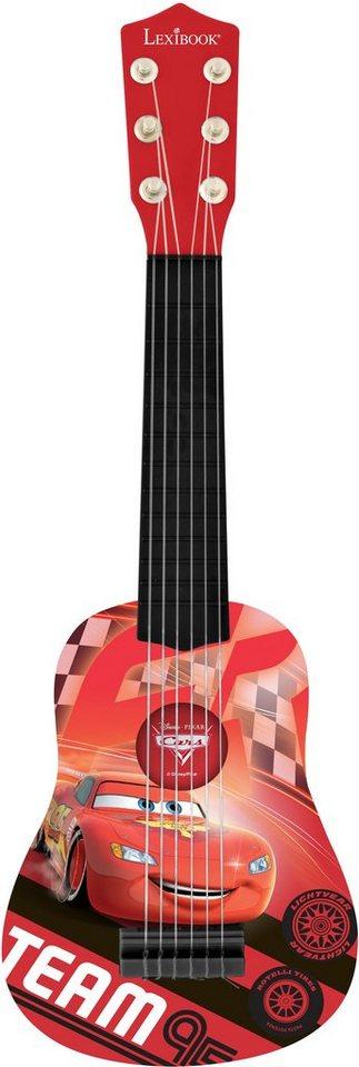 Lexibook Kindergitarre, »Disney Cars«