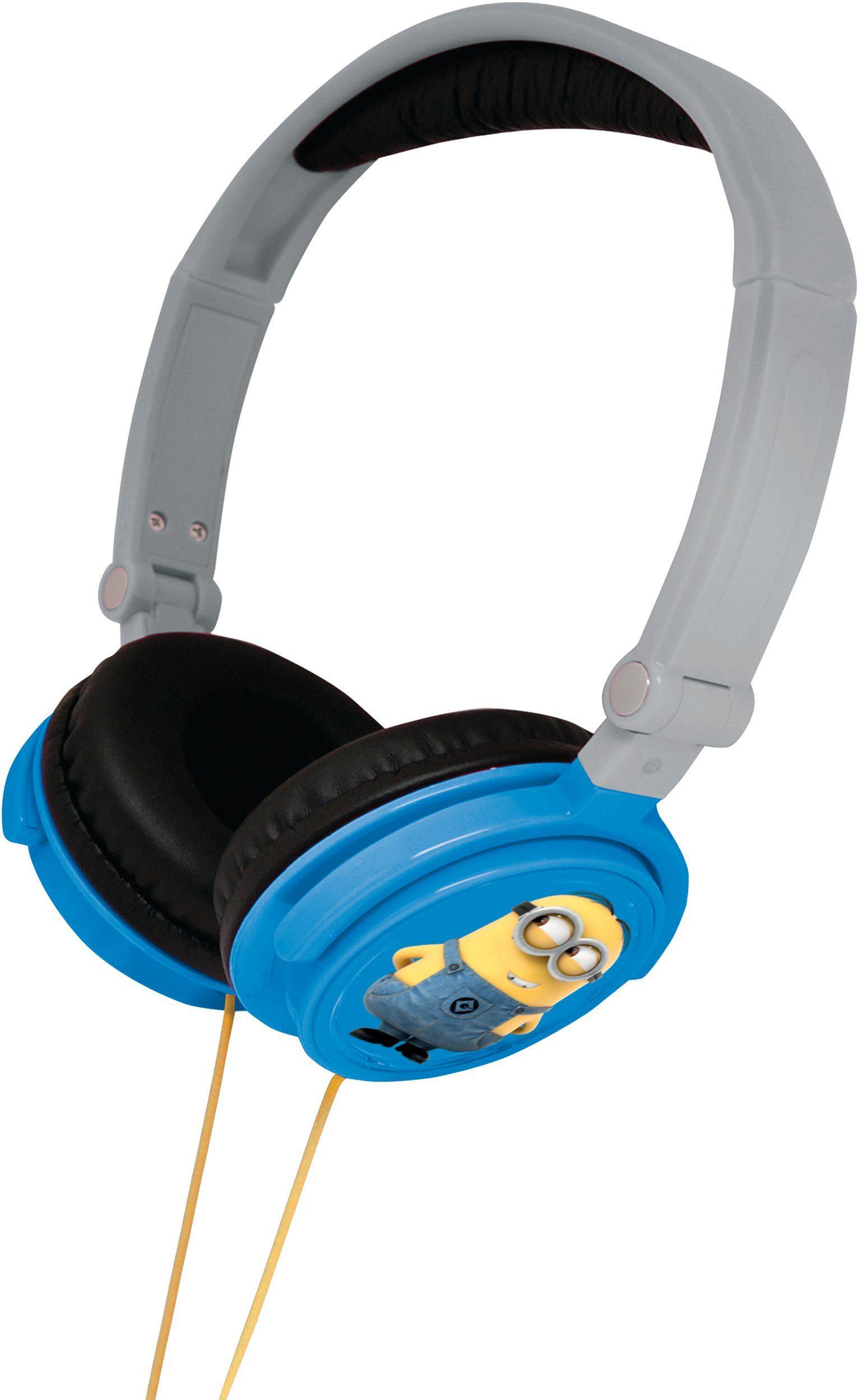 Lexibook, Kopfhörer zum zusammenklappen, »Minions«