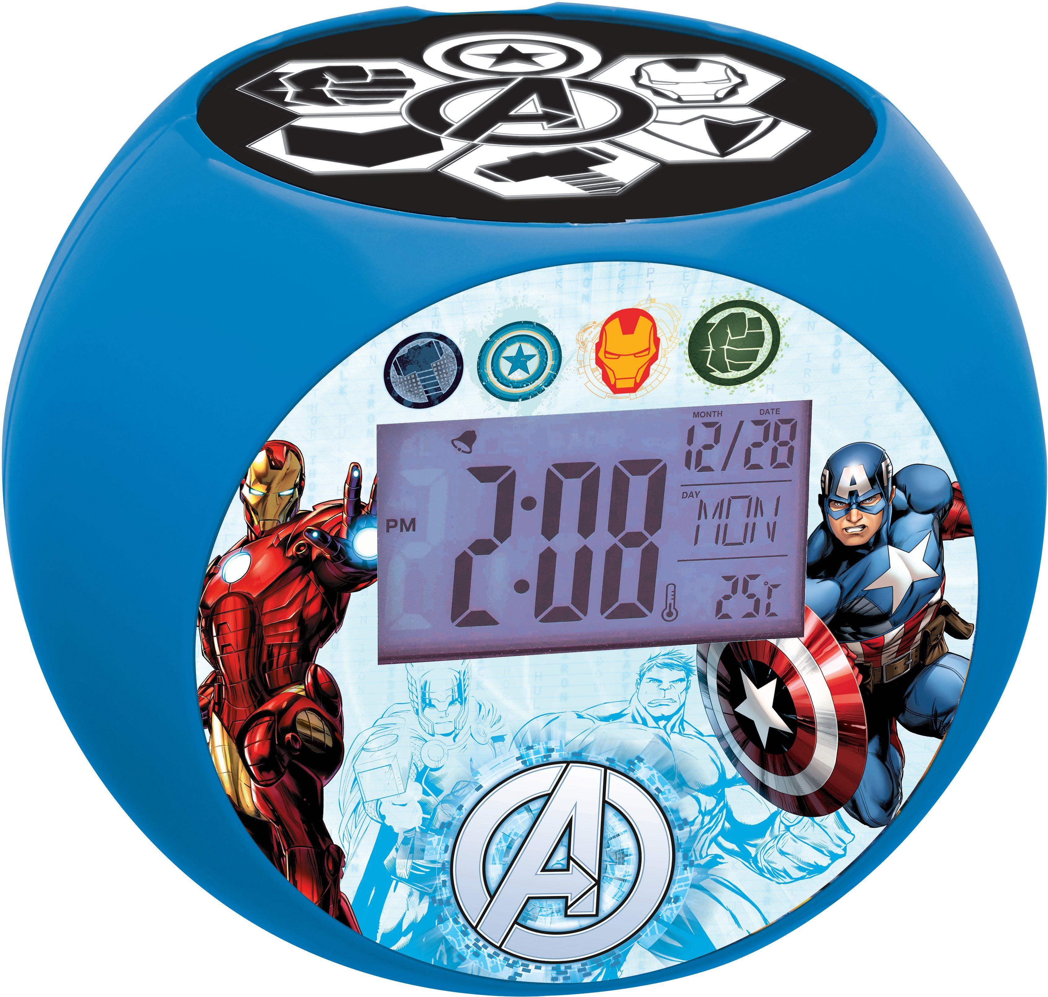 Lexibook, Projektionswecker, »Avengers«