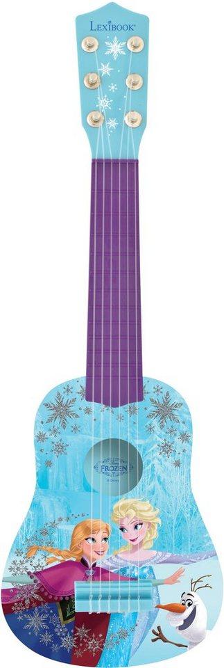 Lexibook, Kindergitarre, »Disney Frozen«