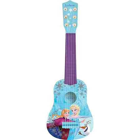 Lexibook Kindergitarre, »Disney Frozen«