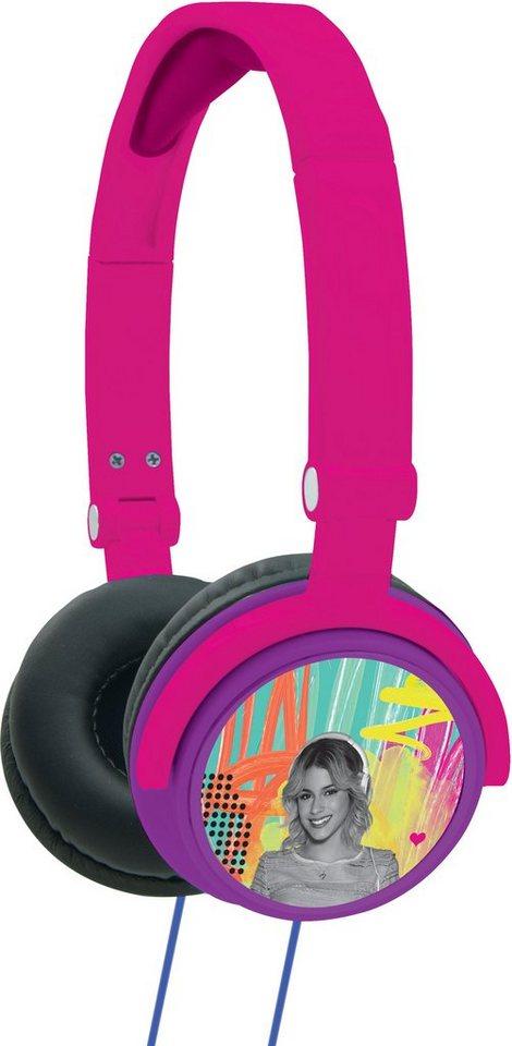 Lexibook, Kopfhörer zum zusammenklappen, »Disney Violetta«
