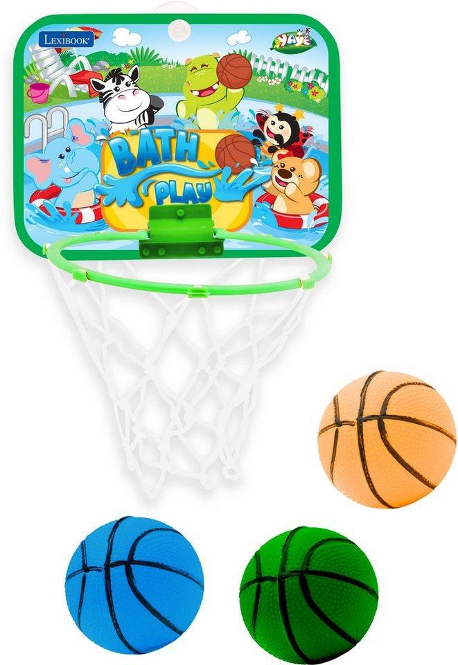 Lexibook Basketballkorb mit Bällen, »Basketball Badespiel«