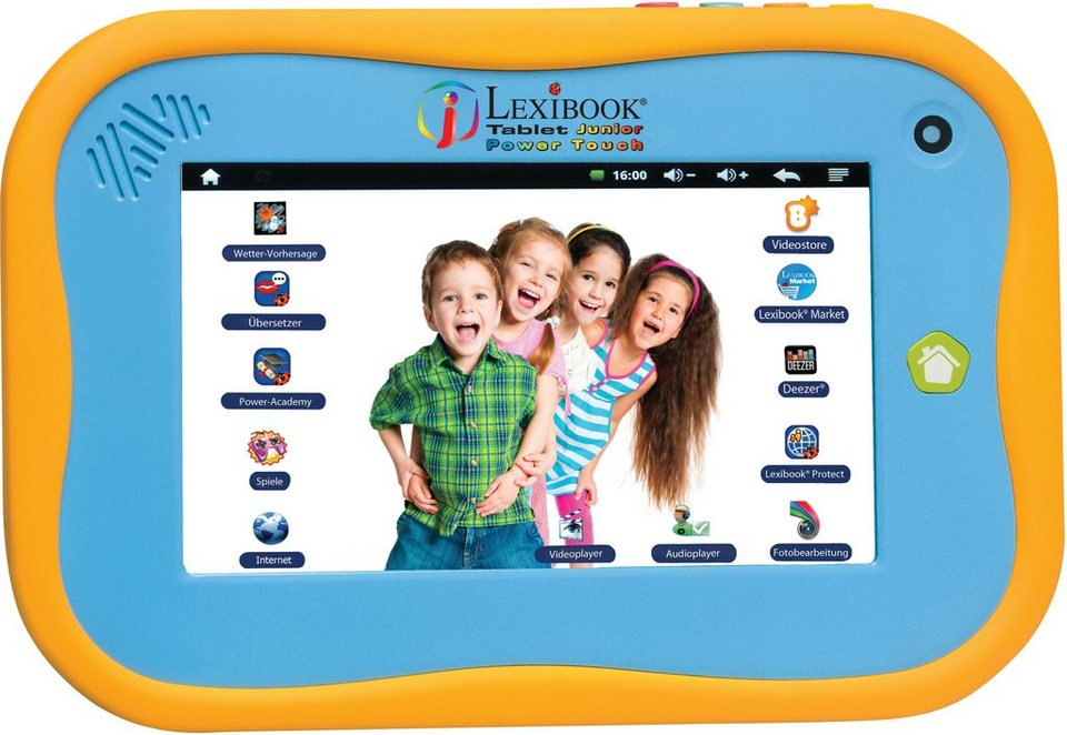 Lexibook, Kindertablet, »Tablet Junior«