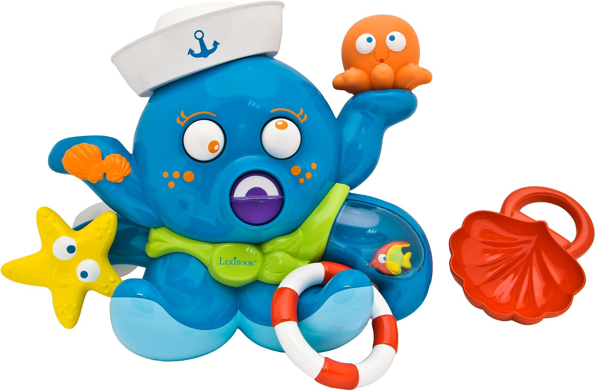 Lexibook Badespiel, »Oktopus«