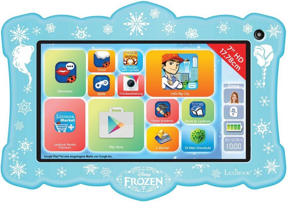 Lexibook Kindertablet, »LexiTab Neon Frozen«
