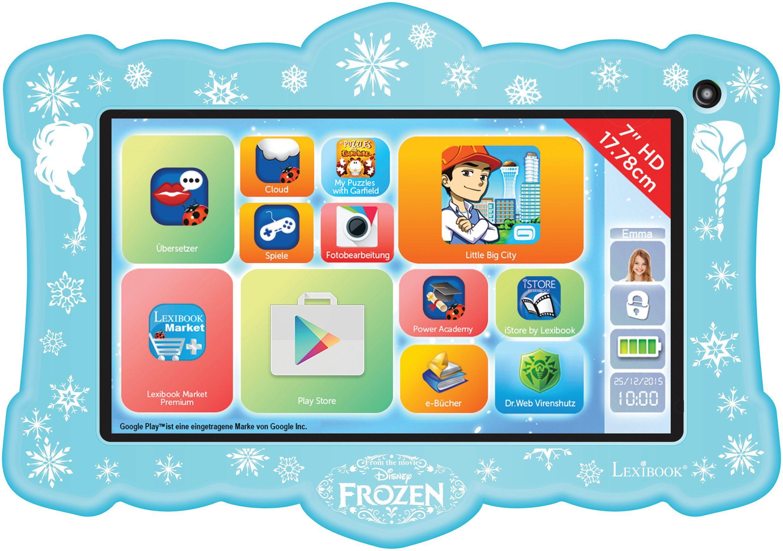 Lexibook, Kindertablet, »LexiTab Neon Frozen«