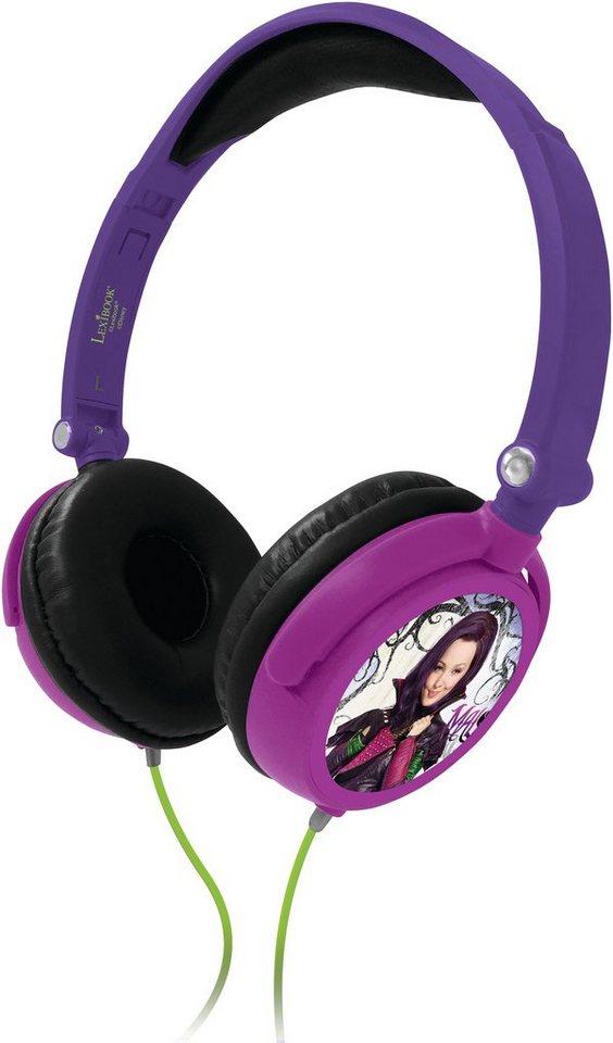 Lexibook Kopfhörer zum zusammenklappen, »Disney Descendants«