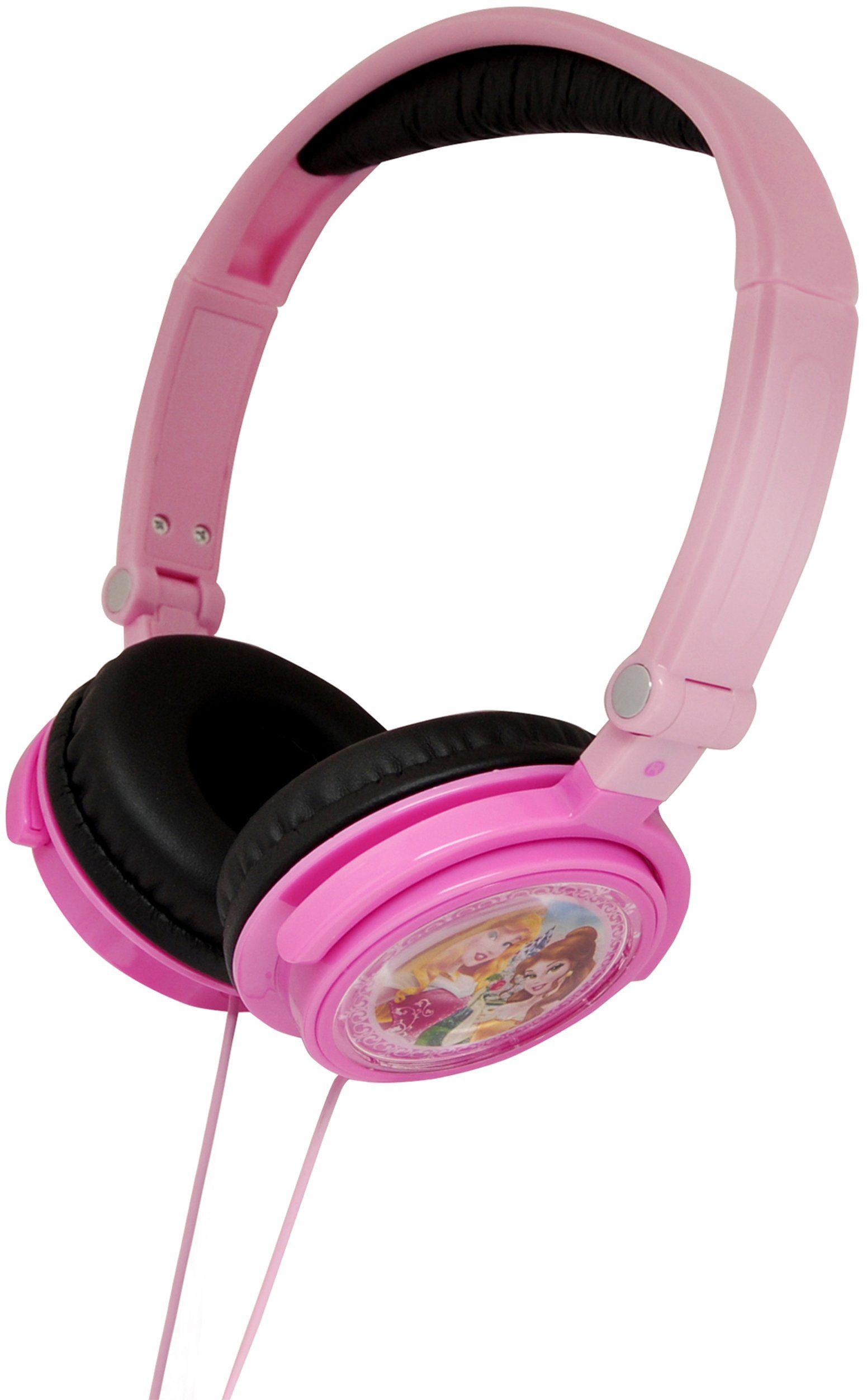 Lexibook, Kopfhörer zum zusammenklappen, »Disney Princess«