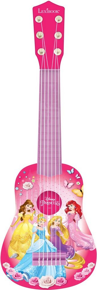 Lexibook, Kindergitarre, »Disney Princess«