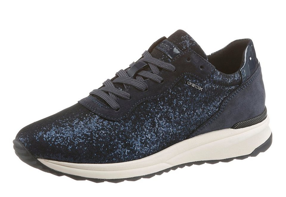 Geox Sneaker in dunkelblau