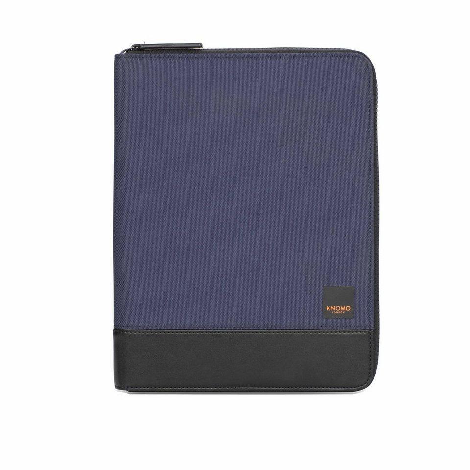 Knomo Folio Organizer für iPad, -Air, Tablet 10 Zoll »Shoreditch Knomad ZIP« in blau