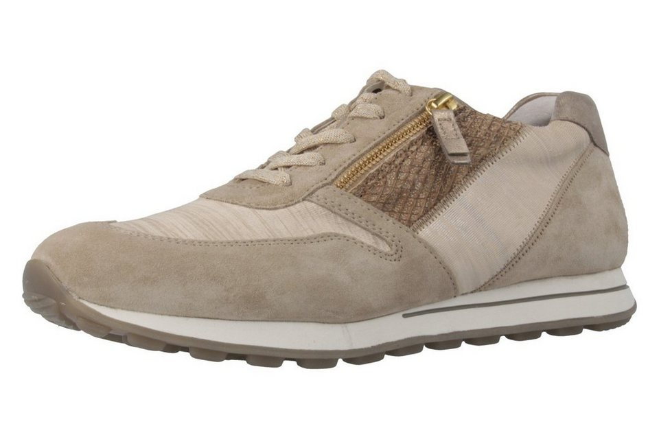 Gabor Sneaker in Taupe