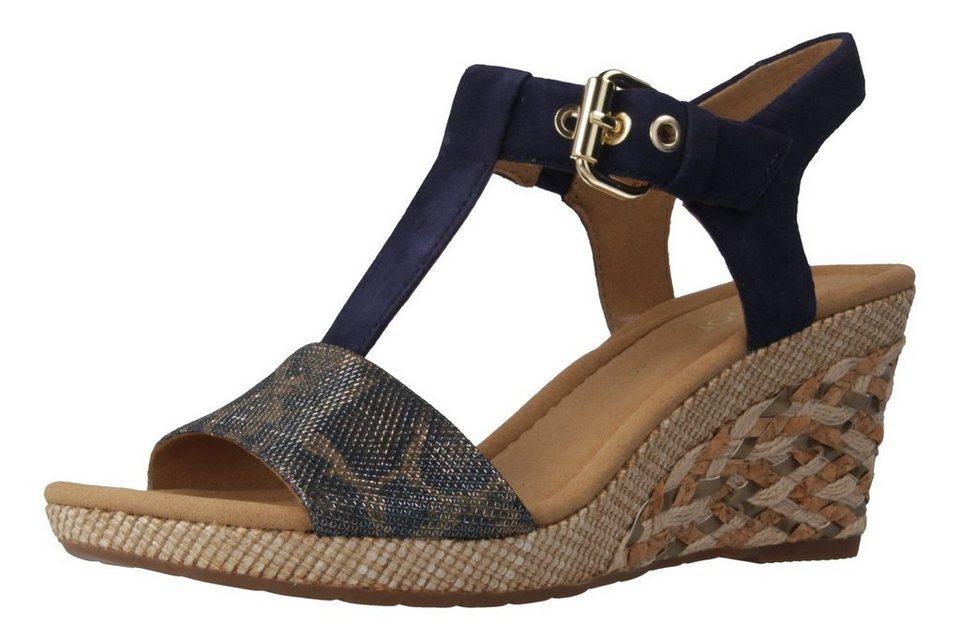 Gabor Sandaletten in Blau