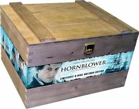 DVD »Hornblower - Die komplette Serie (Special...«