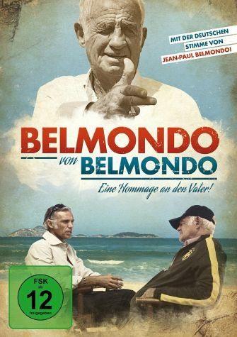 DVD »Belmondo von Belmondo«