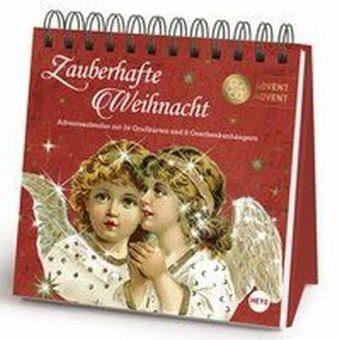 Broschiertes Buch »Zauberhafte Weihnacht - Glitzer...«