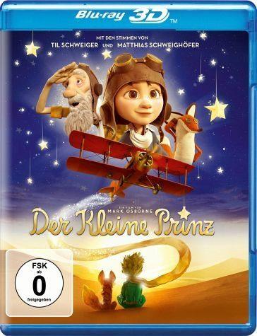Blu-ray »Der kleine Prinz (Blu-ray 3D)«