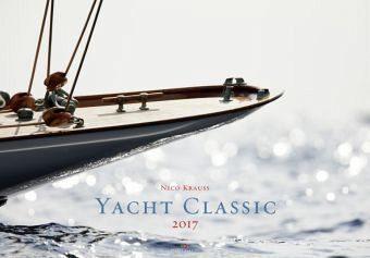 Kalender »Yacht Classic 2017«