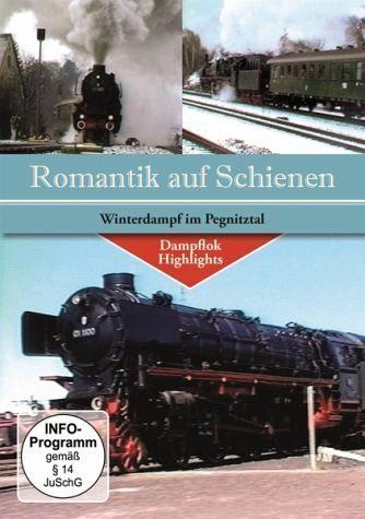 DVD »Romantik auf Schienen-Winterdampf im Pegnitztal«