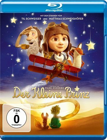 Blu-ray »Der kleine Prinz«