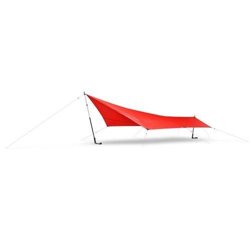 Hilleberg Zelt (Zubehör) »Tarp 5« in rot