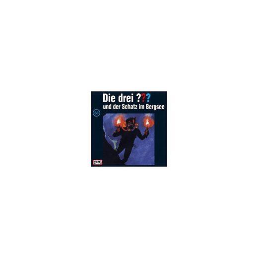 Sony CD Die Drei ??? 068/und der Schatz im Bergsee