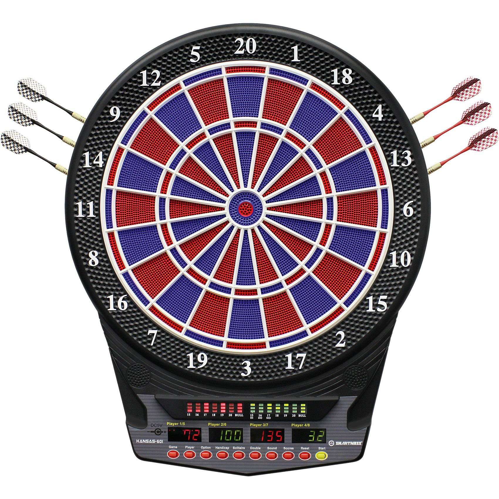 Smartness Elektronik Dartboard Kansas-601