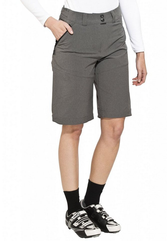 Gonso Radhose »Shorts Damen« in grau