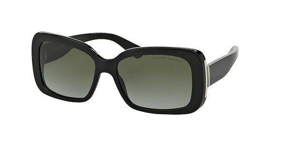 Ralph Lauren Damen Sonnenbrille » RL8092« in 500111 - schwarz/grau