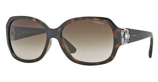 VOGUE Vogue Damen Sonnenbrille » VO2778SB«, braun, 216073 - braun/braun
